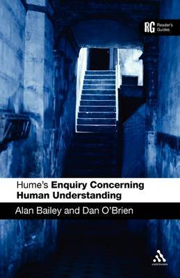 "Hume's ""Enquiry Concerning Human Understanding"" by Alan Bailey image"
