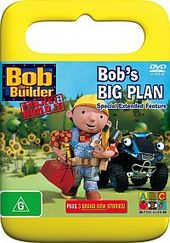 Bob The Builder - Bob's Big Plan on DVD