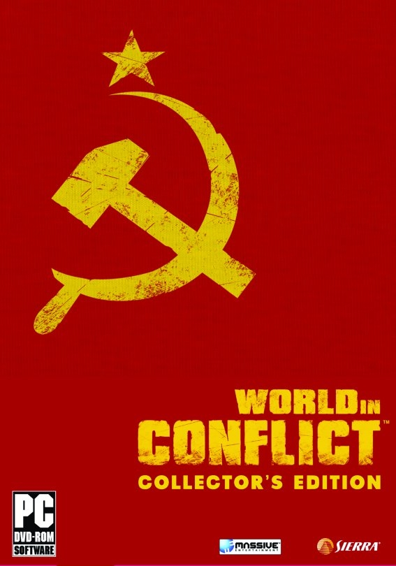 World in Conflict Collector's Edition for PC Games image