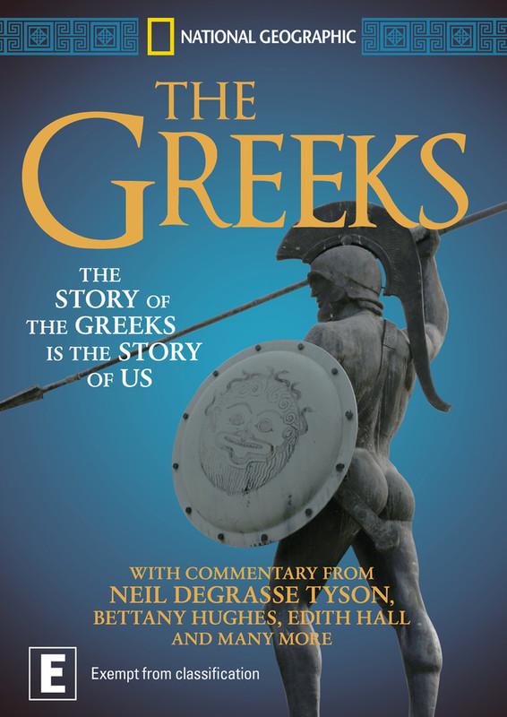 The Greeks on DVD