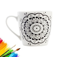 Maxwell & Williams: Mindfulness Mug - Mandala (470ml)