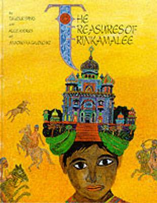The Treasures of Trinkamalee by Tim Leslie-Spinks