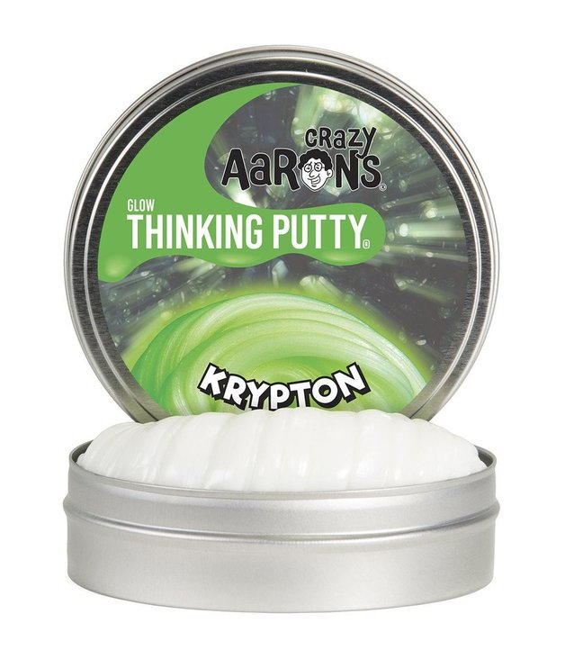 Crazy Aarons Thinking Putty: Krypton