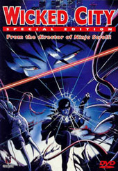 Wicked City on DVD