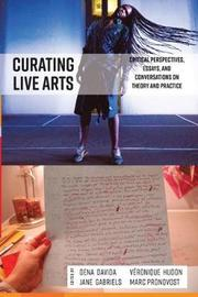 Curating Live Arts image