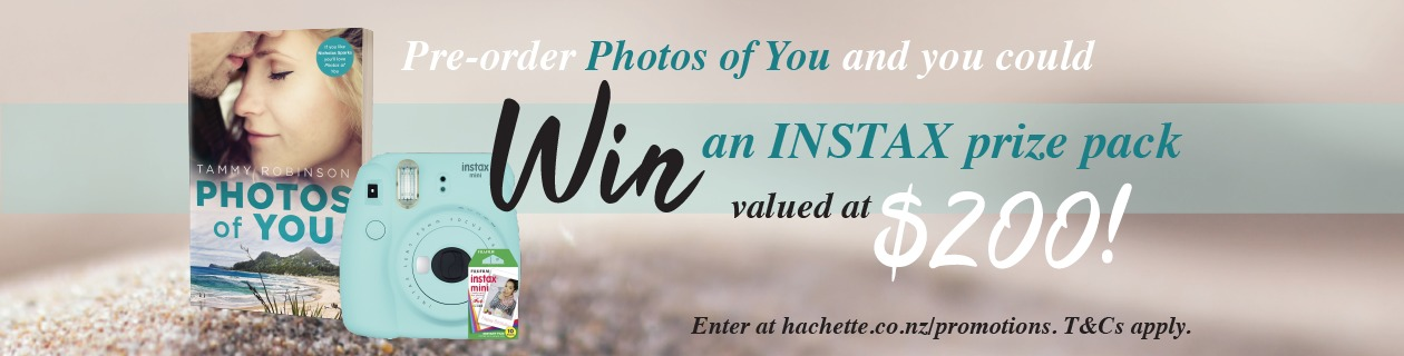 Pre-order and be in to WIN an INSTAX prize pack worth $200!