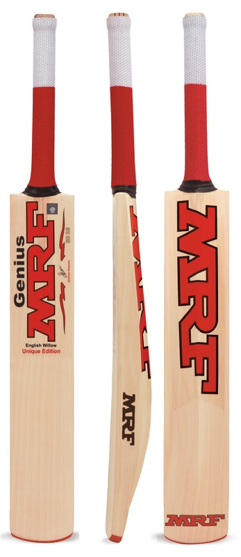 MRF Genius Unique EW Bat (SH) 3lb 3oz
