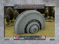 Battlefield in a Box: Galactic Warzones - Power Generator
