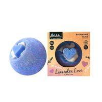 Ahhh Soaps: Bath Bomb - Lavender Love (180g) image
