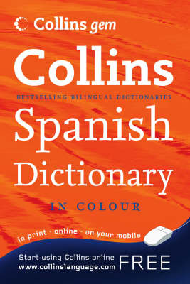 Spanish Dictionary image