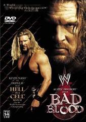 WWE - Bad Blood 2003 on DVD