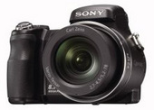Sony DSCH9B 8.1MP Digital Camera