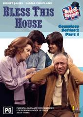 Bless This House - Series 2: Part 1 on DVD