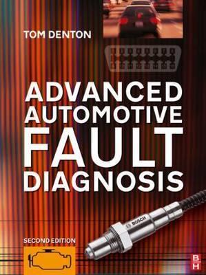 Advanced Automotive Fault Diagnosis by Tom Denton image