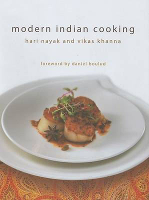 Modern Indian Cooking by Hari Nayak image