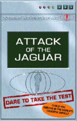 Attack of the Jaguar by M.A. Harvey