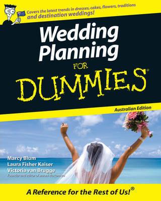 Wedding Planning For Dummies<sup> (R)</sup> by Victoria Van Brugge