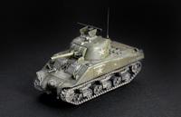 Italeri 1:56 M4 Sherman (Warlord Games)