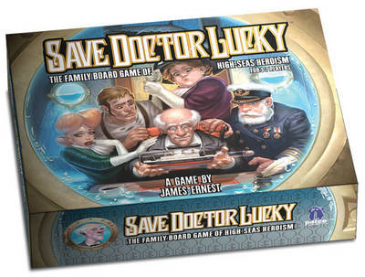 Save Doctor Lucky image
