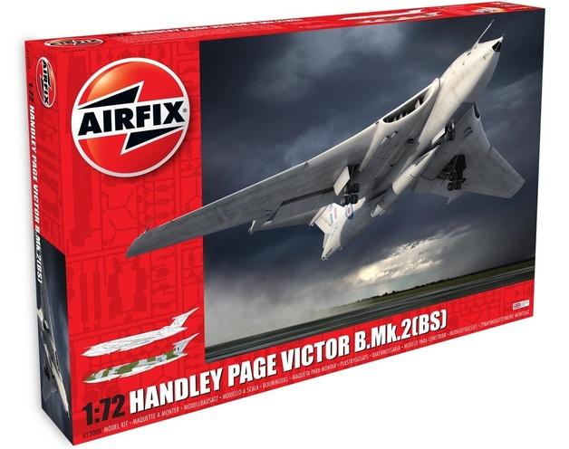 Airfix Handley Page Victor B.Mk.2(BS) 1:72 Model Kit