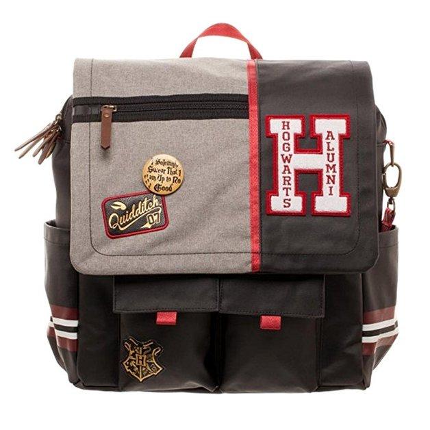 Harry Potter: Hogwarts Alumni - Convertible Backpack
