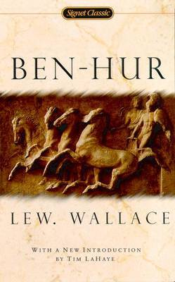 Ben-hur by Lewis Wallace image