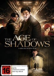 The Age Of Shadows on DVD