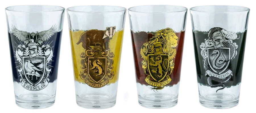 Harry Potter - House Crest Tumbler Set (4-Pack) image