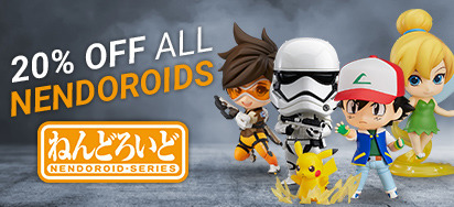 20% off Nendoroids