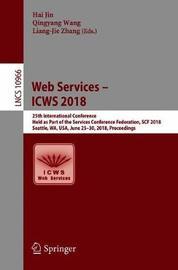 Web Services - ICWS 2018 image