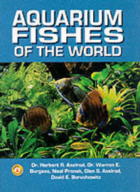 Aquarium Fishes of the World by Glen S. Axelrod image