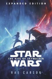 Star Wars: Rise of Skywalker (Expanded Edition) by Rae Carson image