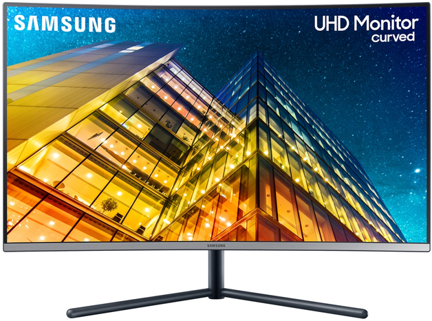 "32"" Samsung 4K 60Hz 4ms Curved Monitor"
