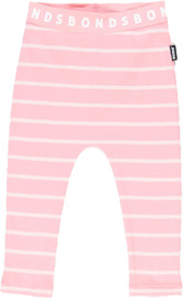 Bonds: Ribbed Leggings - Camellia/Sparkling (Size 00)