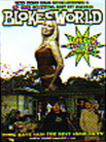 Blokesworld - Vol. 2: Welcome To A Grade (2 Disc Set) on DVD