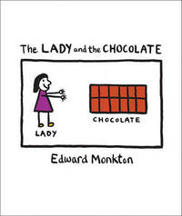 The Lady and the Chocolate by Edward Monkton