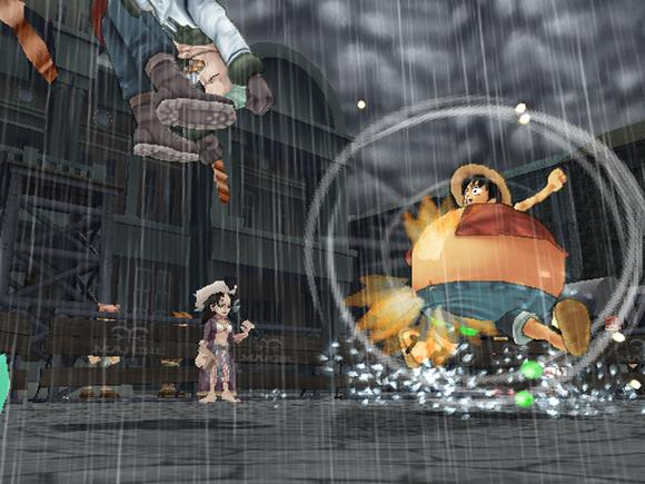 Shonen Jump's One Piece Grand Battle for PlayStation 2 image