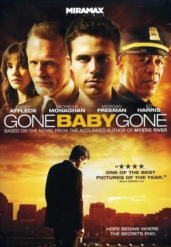 Gone Baby Gone on DVD