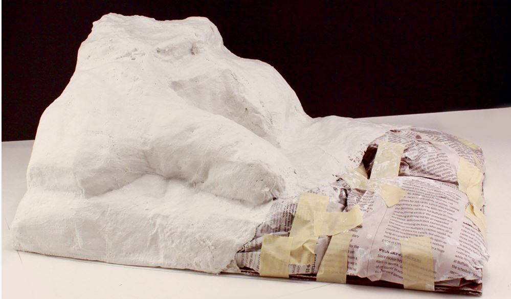 Woodland Scenics Plastercloth Roll image