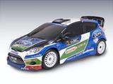 Nikko Ford Fiesta WRC 1/16 RC Car