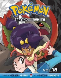 Pokemon Black and White, Vol. 18 by Hidenori Kusaka