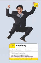 Teach Yourself Coaching by Steve Bavister image
