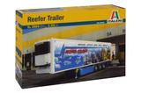 Italeri Reefer Trailer 1:24 Scale Model Kit