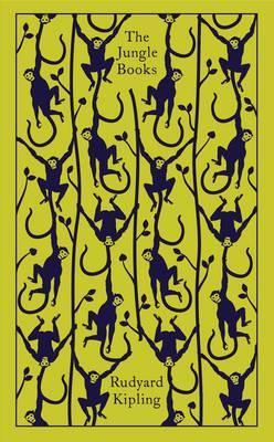 The Jungle Books (Clothbound Classics) by Rudyard Kipling image