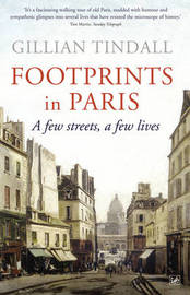 Footprints in Paris by Gillian Tindall image