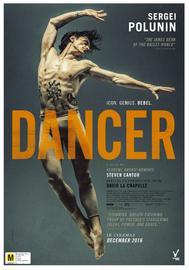 Dancer DVD