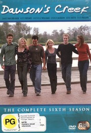Dawson's Creek - Complete Season 6 (6 Disc Set) on DVD image