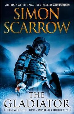 The Gladiator (Eagle #9) by Simon Scarrow image