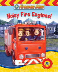 Fireman Sam Sound Book: Noisy Fire Engines! image