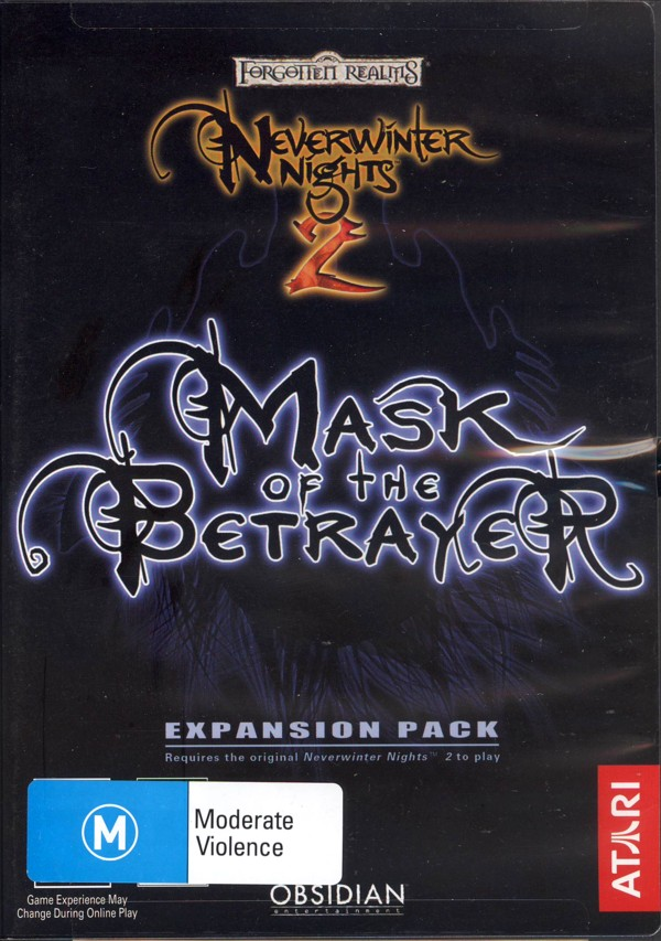 Neverwinter Nights 2: Mask of the Betrayer for PC Games image